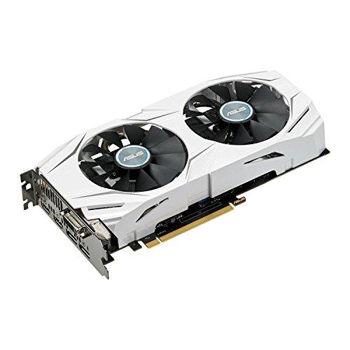 Asus Dual GTX1060, Nvidia GeForce Grafikkarte