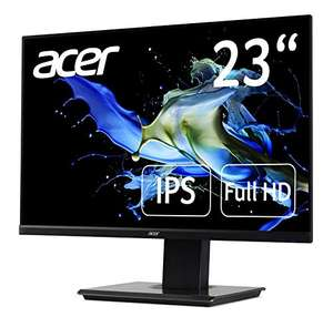 Acer BW237Q 23Inch 16: 10 IPS 1920x1200-75Hz 4ms 250 CD/M2 VGA Display Port HDMI Speakers 2x2W