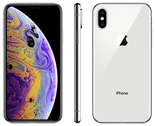 Apple iPhone XS (256GB, silber) - direkt von Amazon