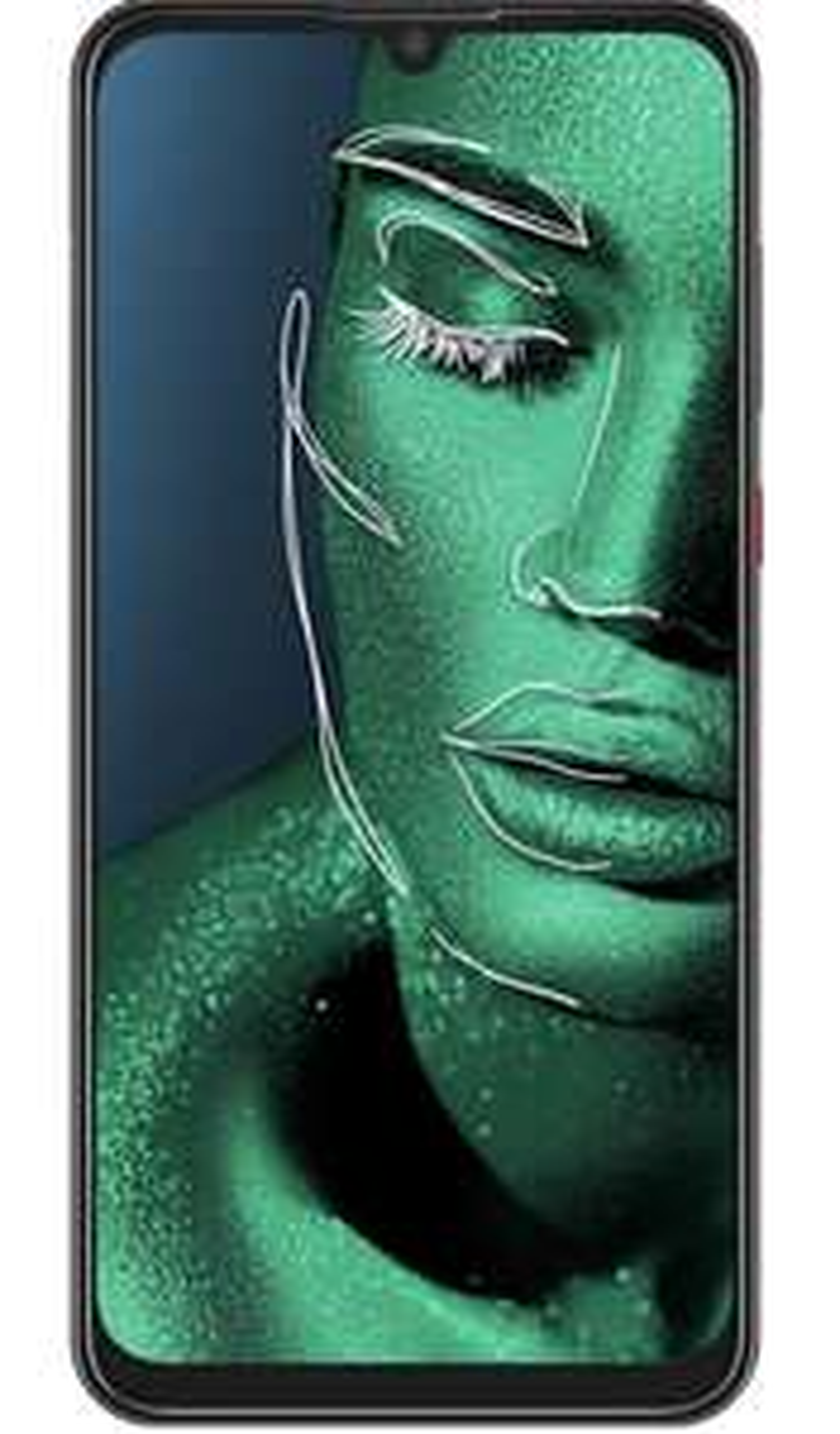 ZTE Smartphone Blade 10 in Schwarz oder Blau