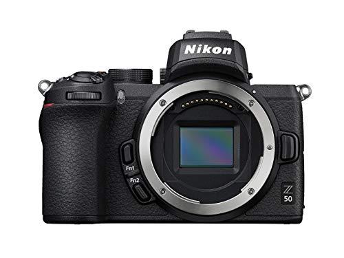 Nikon Z 50 Gehäuse (20.9MP, 4.22µm CMOS Sensor, max. 11 Bilder/Sek, WLAN, Bluetooth)