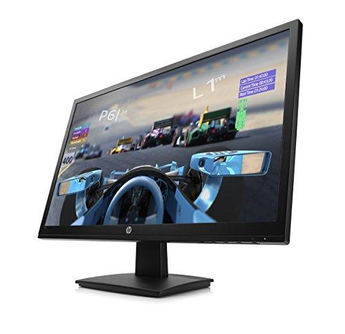 HP 27o Monitor (1920x1080, 300cd/m², 60Hz, 1ms Reaktiosnzeit, HDMI 1.4, Neigbar)