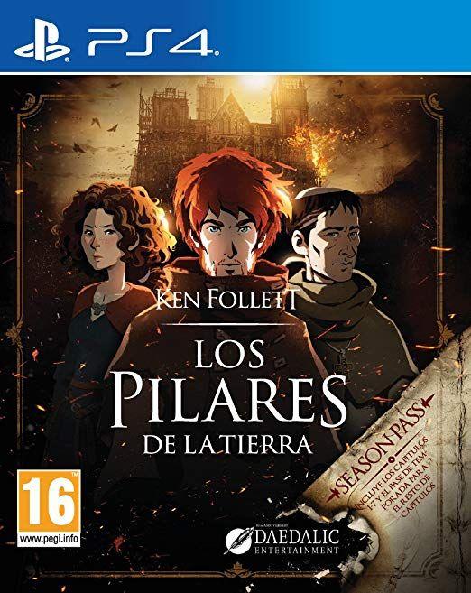 Die Säulen der Erde (PS4)