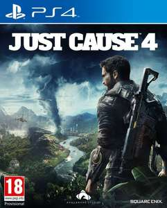 Just Cause 4 (PS4/XBox)