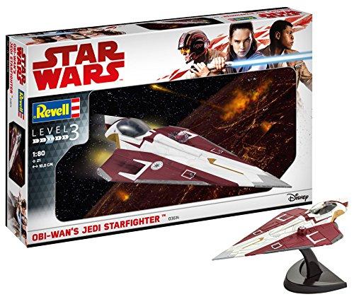 Revell Star Wars - Obi-Wan's Jedi Sternenjäger (03614)