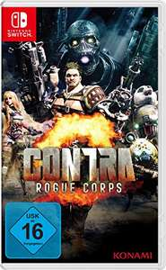 Contra: Rogue Corps (Switch)