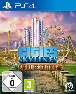 Cities: Skylines Parklife Edition (PS4)