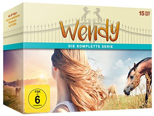 Wendy - Die komplette Serie (15 Discs) [DVD]
