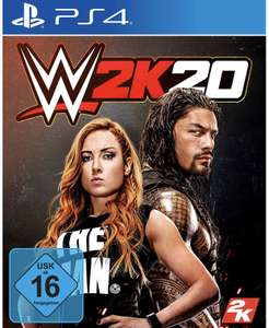 Wwe 2k20 für PlayStation 4