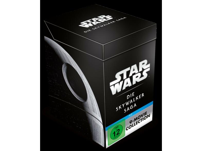 Star Wars Episode 1 bis 9 - Die Skywalker Saga (Blu-ray)