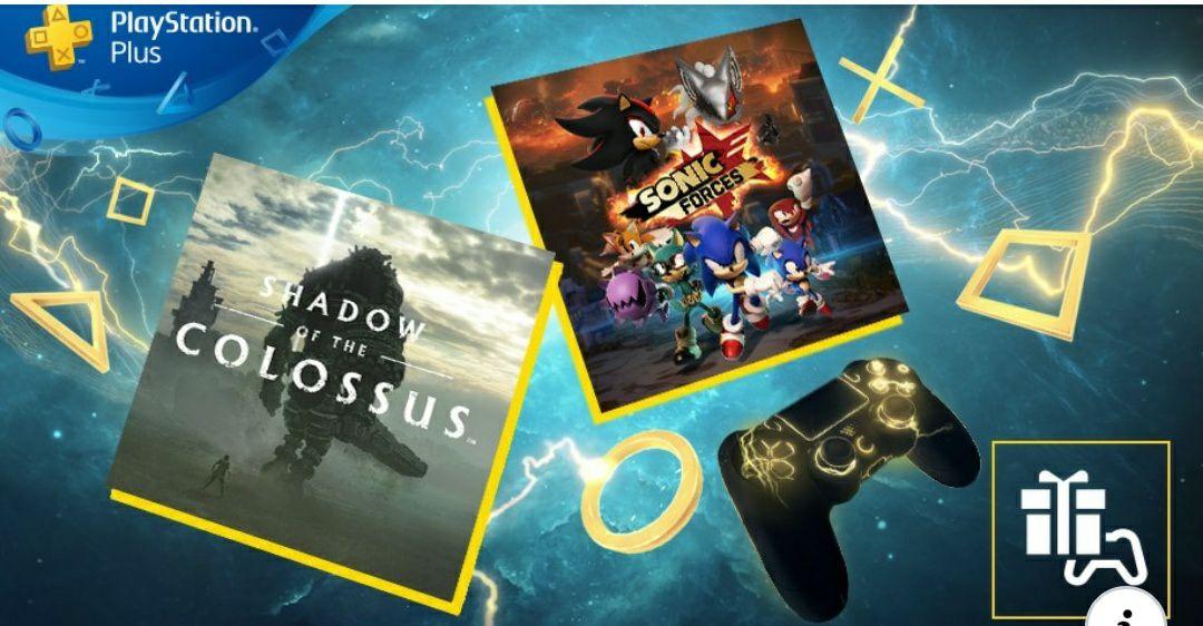 PlaySation Plus Spiele März