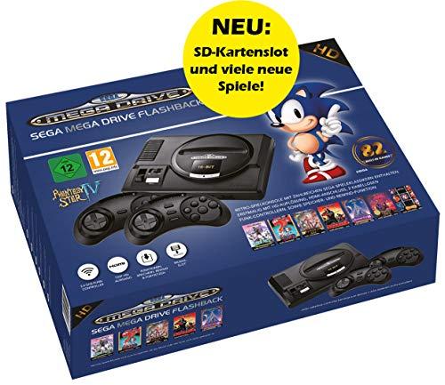 Sega Megadrive Flashback HD - Edition 2019