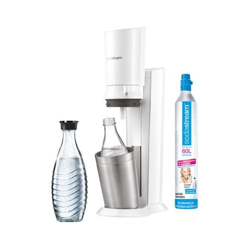 SodaStream Crystal 2.0 weiß - ALLZEITBESTPREIS