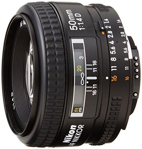 Nikon AF 50mm 1.4D Standard-Objektiv