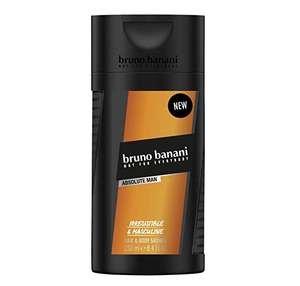 "Bruno Banani Duschgel ""Absolute Man"", 4x250ml"