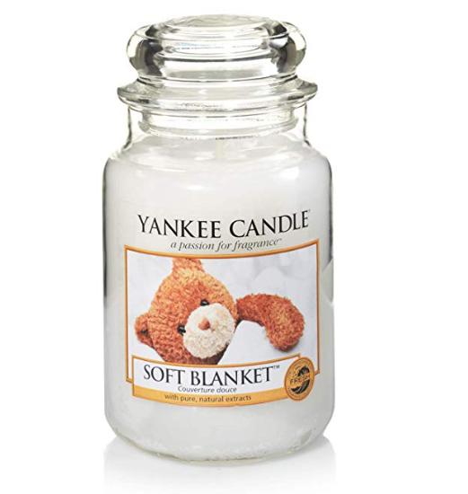 Yankee Candle Duftkerze, Soft Blanket