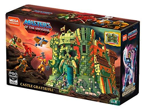 Mattel Mega Construx - Masters of the Universe Castle Grayskull (GGJ67)