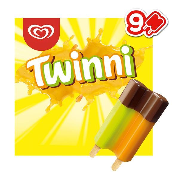 Twinni 9er, Jolly 9er, Party Mix, Schwimmbad ab 2 Packungen günstiger (Billa, Billa online)