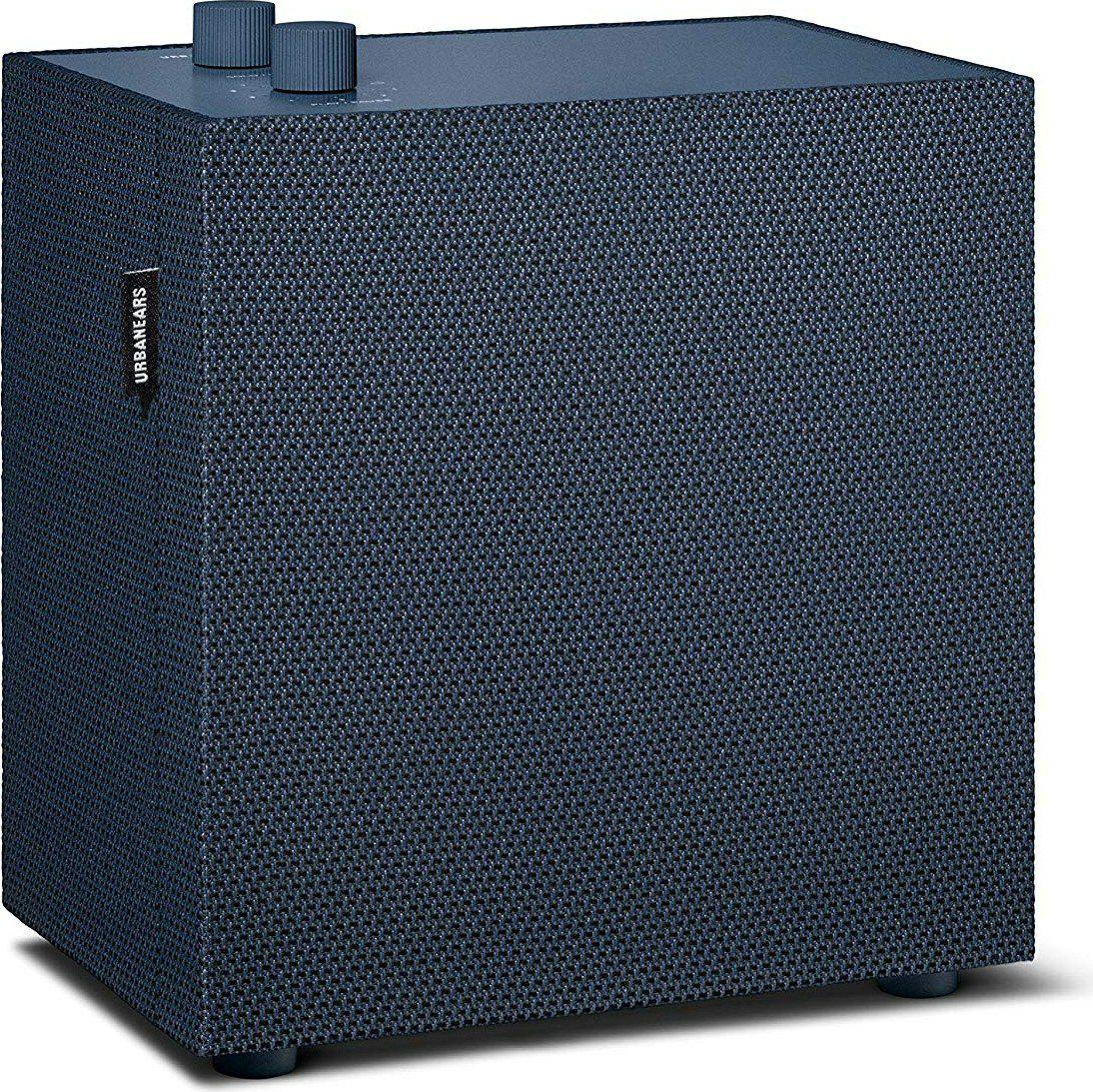 Urbanears Lotsen - Multiroom Lautsprecher (WiFi, Bluetooth 4.2, AirPlay, Spotify Connect, 3.5mm Input)