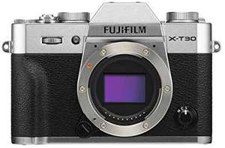 Fujifilm X-T30 Spiegellose Systemkamera