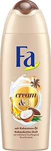 Fa Cream & Oil Duschge oder Dark Passion im, 6er Pack (6 x 250 ml)