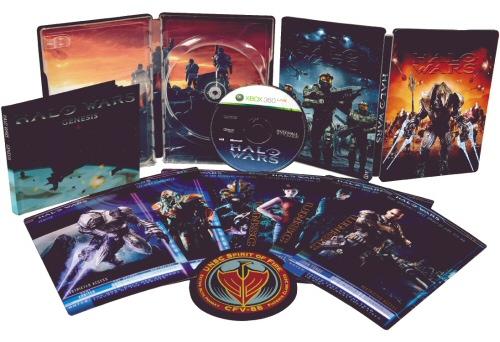 Halo Wars: Limited Edition (XBox 360) für 16,99€ @play.com