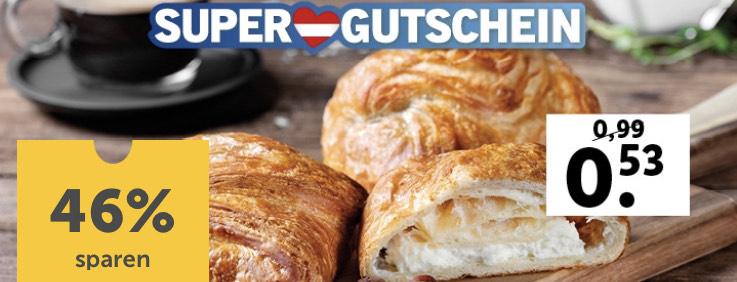Lidl Plus: Topfengolatsche um 0,53€ und Salat um 0,89€