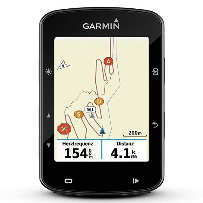 Garmin Edge 520 Plus GPS-Fahrradcomputer