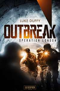 Operation London - Outbreak 2 (eBook)