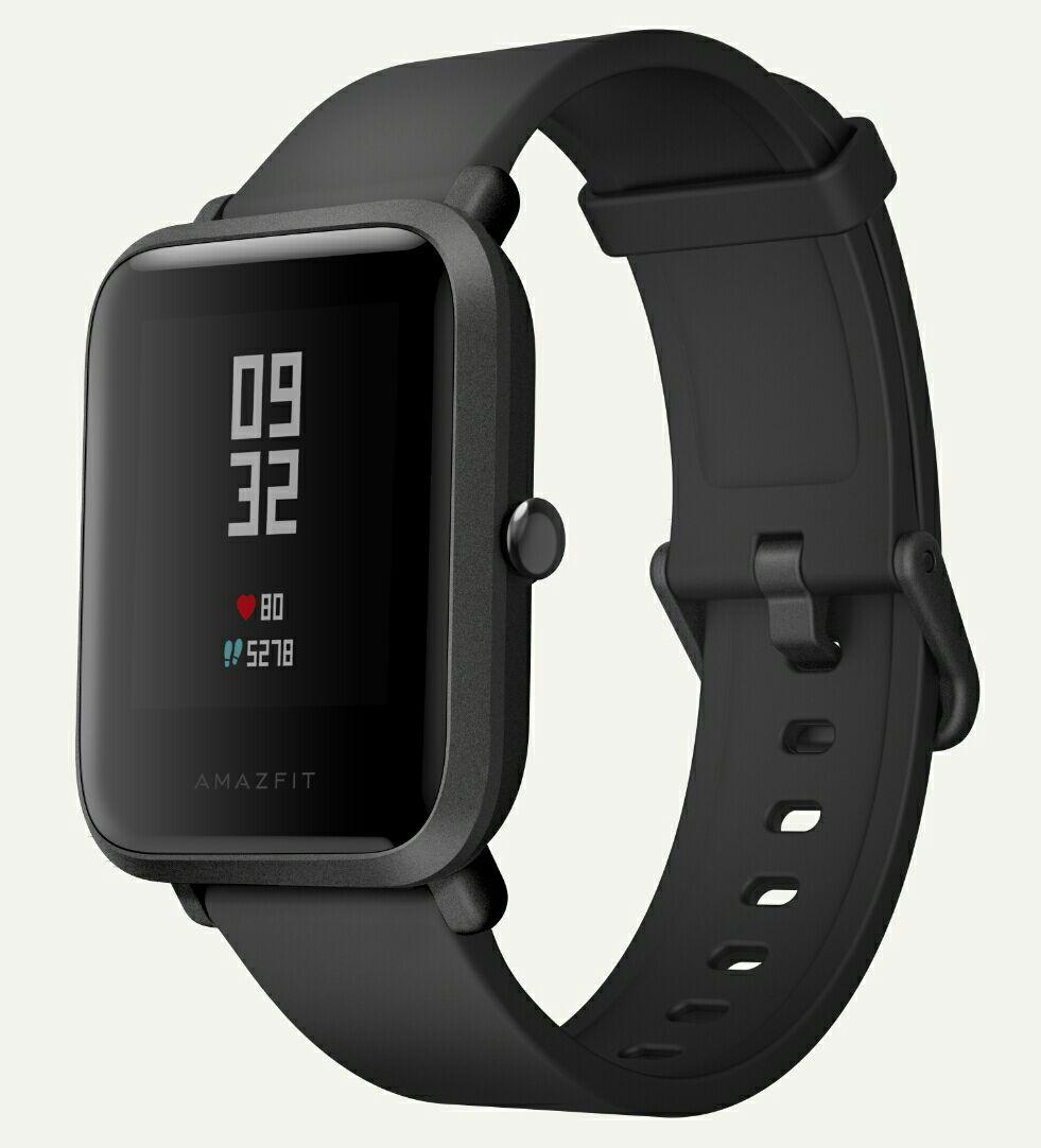 [Dreiland] Amazfit Bip Smartwatch - Aktivitäts-Tracker in schwarz um nur 29,90€ (Bestpreis!)