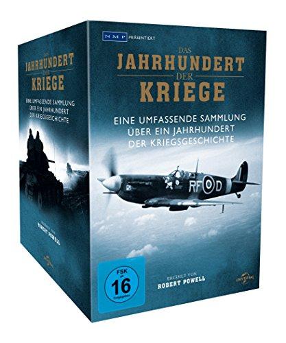 Das Jahrhundert der Kriege 1-8 - Gesamtbox [26 DVDs]