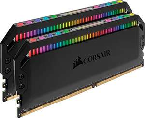 Corsair Dominator Platinum RGB DIMM Kit 16GB, DDR4-4266, CL19-26-26-46