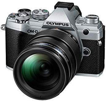 Olympus OM-D E-M5 Mark III mit Objektiv M.Zuiko digital ED 12-40mm 2.8 PRO