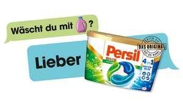 PERSIL: 2€ Cashback auf Marktguru & -25% auf Waschmittel bei Interspar
