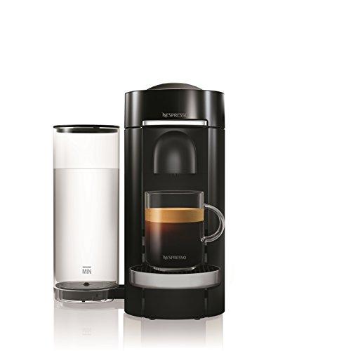 AMAZON.de l DeLonghi ENV155.B Nespresso VertuoPlus inkl. 12 Kapseln schwarz l silber oder rot