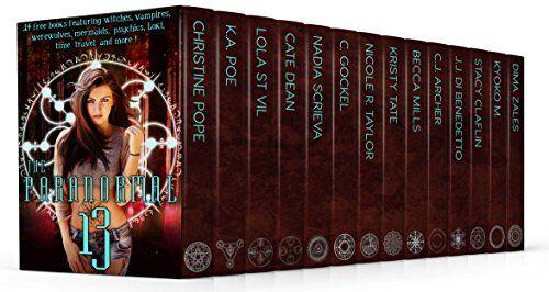 The Paranormal eBook Bundle mit 14 Geschichten