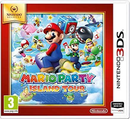 Mario Party Island Tour (Nintendo 3DS)