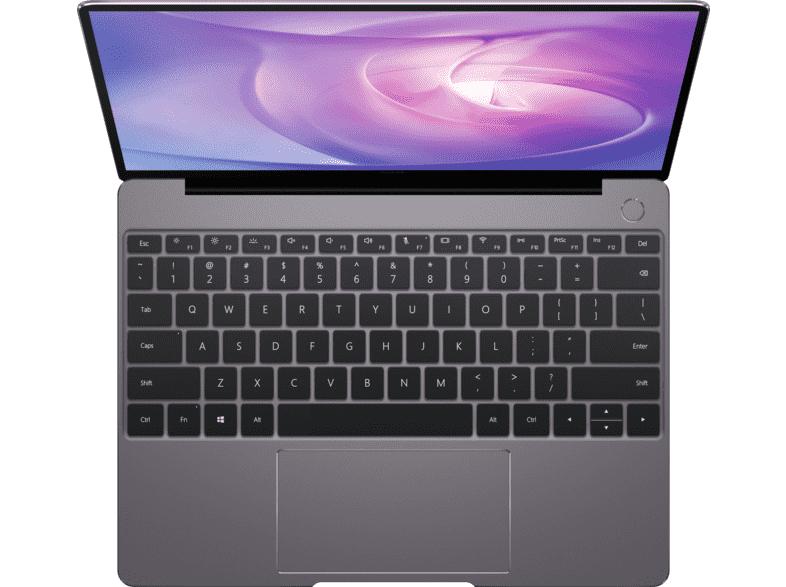 HUAWEI Notebook Matebook 13 Touch, grau (53010HBV)