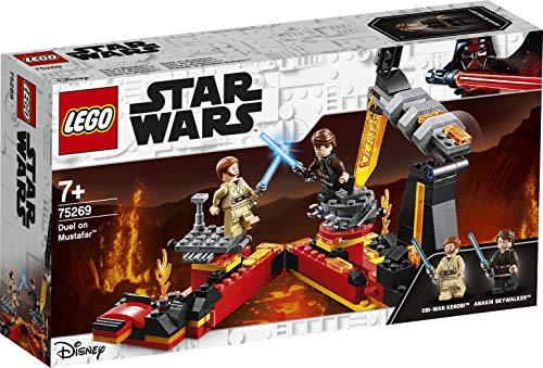 LEGO Star Wars Episoden I-VI - Duell auf Mustafar (75269)