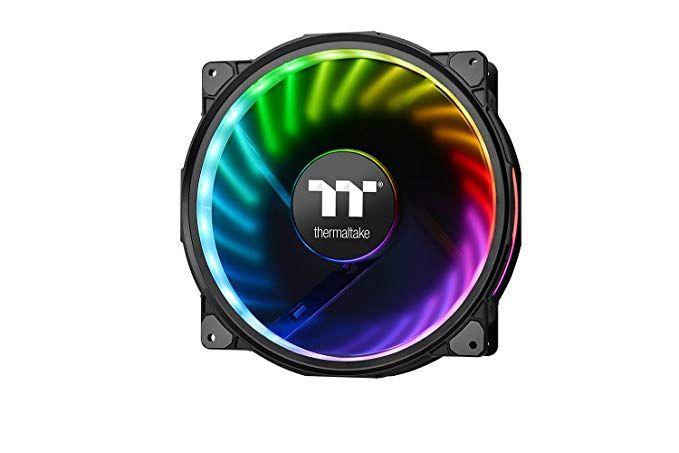 Thermaltake Riing Plus 20 RGB TT Gehäuselüfter Premium Edition
