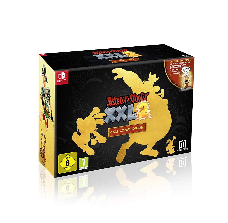 Asterix & Obelix XXL2 Collector Edition