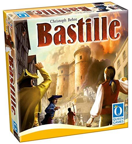 Queen Games 20182 - Bastille (Brettspiel)