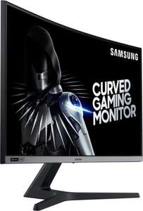 "Samsung C27RG50 27"" Curved Monitor (1920x1080, 240Hz, Adaptive Sync, 2x HDMI 2.0, 1x DisplayPort 1.2)"