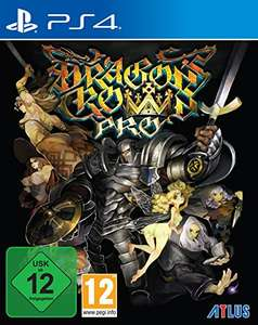Dragon's Crown Pro - Battle Hardened Edition inkl. Steelbook & 7 Fertigkeitskarten [PlayStation 4]