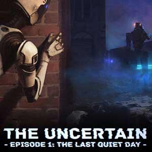 The Uncertain: Last Quiet Day (PC/Mac)