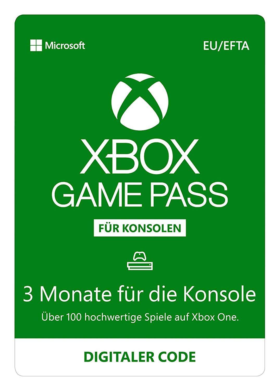 Xbox Gamepass 3 Monate oder Ultimate Verlängerung für 2 Monate bei cdkeys.com