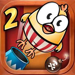 Drop The Chicken 2: The Circus (iOS)