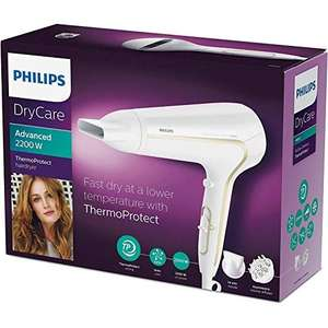 Philips DryCare Advanced Haartrockner mit ThermoProtect Technologie HP8232/00