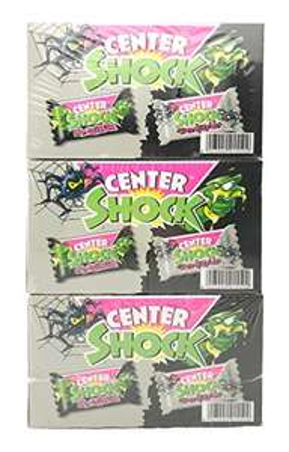 300Stk. Center Shock Monster Mix Kaugummis