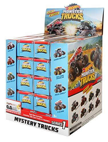 [Amazon] 40 Stück Hot Wheels Mini Monster Trucks